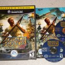 MEDAL OF HONOR RISING SUN GAMECUBE 100% PLAYS ON WII