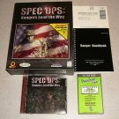SPEC OPS RANGERS LEAD THE WAY PC CD WIN 100% BIG BOX