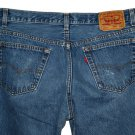 VINTAGE 1992 LEVI'S 501 xx CLASSIC BLUE DENIM JEANS - Made in USA - W36 L36 (Actual size 32 32)