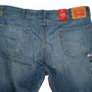 $59.50 LEVI'S 505 REGULAR FIT DOVEKIE MEDIUM BLUE DENIM JEANS in size W40 W30
