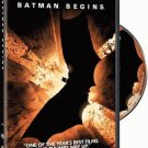 Batman Begins DVD (Widescreen) (Free Shipping)