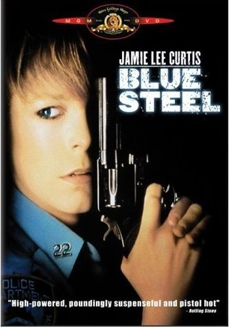 Blue Steel DVD (Free Shipping)
