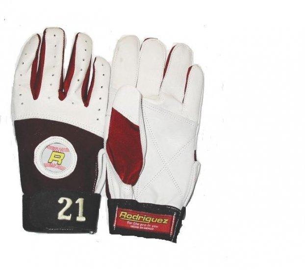 Custom Leather Batting Gloves