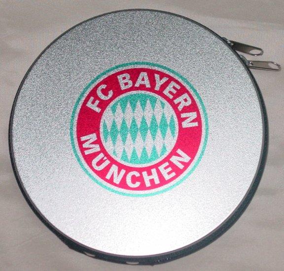 BAYERN MUNICH CD/DVD CASE SOCCER- WE SHIP USPS