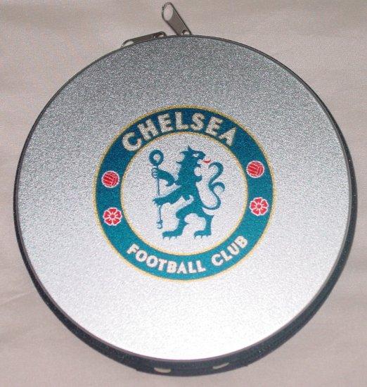 CHELSEA FC CD/DVD CASE SOCCER- WE SHIP USPS