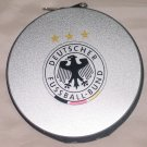 GERMANY CD/DVD CASE SOCCER- WE SHIP USPS