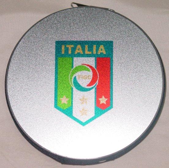 ITALY CD/DVD CASE SOCCER- WE SHIP USPS