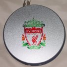 LIVERPOOL FC CD/DVD CASE SOCCER- WE SHIP USPS