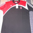 AC MILAN SOCCER T-SHIRT SIZE XL – (EC) WE SHIP USPS