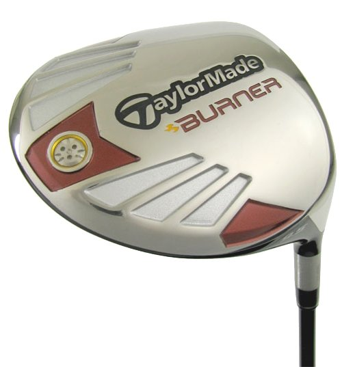 NEW TAYLORMADE TAYLOR MADE GOLF BURNER 10.5° DRIVER STF