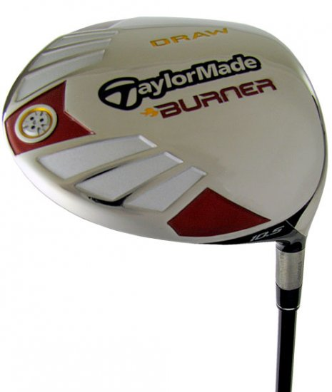 NEW TAYLOR MADE GOLF BURNER DRAW 10.5° DRIVER GRAPH REG