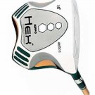 HiPPO GOLF- HEX 2 SQUARE DRIVER 10° STIFF