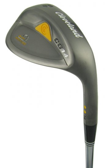 NEW CLEVELAND GOLF CG 14 CG14 BLACK PEARL 60 LOB WEDGE