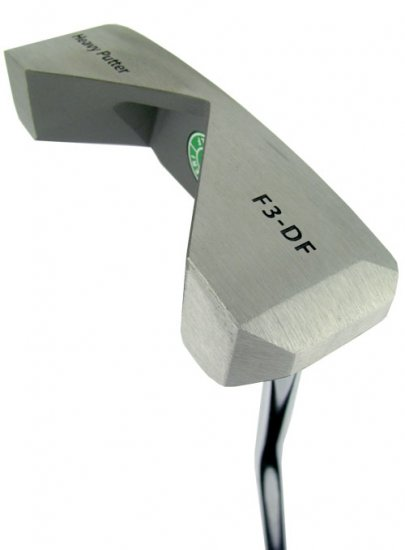 "NEW HEAVY PUTTER GOLF F3-DF DEEP FACE 34"" PUTTER"