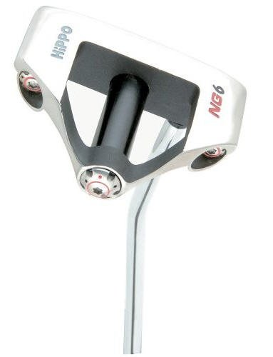 "NEW HIPPO GOLF HIPPO NG6 35"" PUTTER"