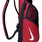 "NEW NIKE GOLF PAR RED JUNIOR QUIVER CARRY BAG 22"" TALL"