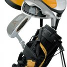 NEW ROCKBOTTOMGOLF.COM JUNIOR CAVEMAN SET BAG AGE 6-9