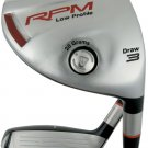 NEW ADAMS GOLF RPM LP LOW PROFILE #5 FAIRWAY WOOD STIFF