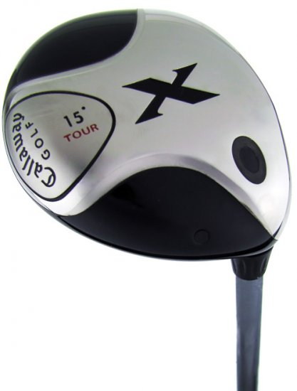 NEW CALLAWAY GOLF X-SERIES TOUR 15° #3 FAIRWAY WOOD STF