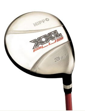 NEW HIPPO GOLF XXL PLUS 18° #5 FAIRWAY WOOD GRPH STF