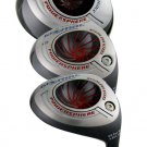 NEW SiMAC GOLF POWERSPHERE 1/3/5 FAIRWAY 3-WOOD SET