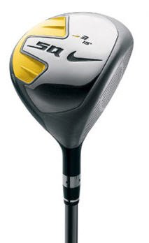 NEW NIKE GOLF LADIES SASQUATCH 15° #3 FAIRWAY WOOD GRAH