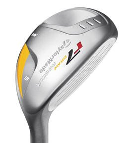NEW TAYLOR MADE GOLF R7 DRAW #6 RESCUE HYBRID WOOD REG