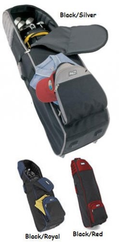 NEW BAG BOY T6 T-6 GOLF TRAVEL BAG COVER CASE WHEELS