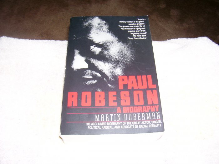 Paul Robeson: A Biography (Paperback), 1995