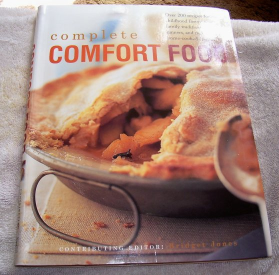 Complete Comfort Food, 2004 SC,, Like New, FREE SHIPPING