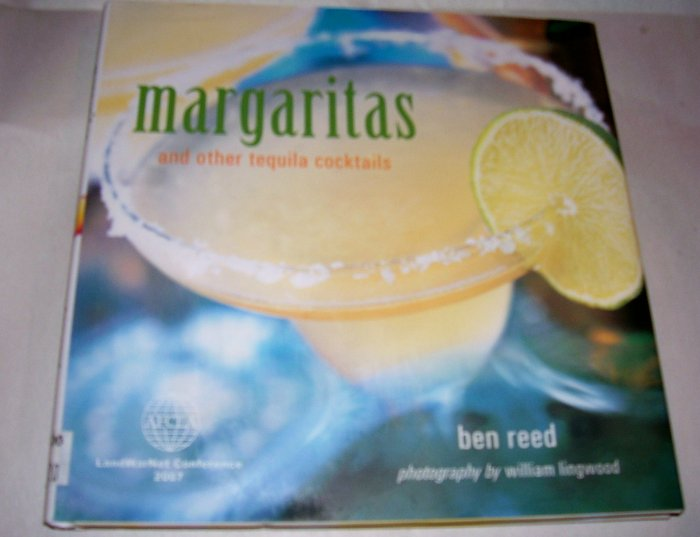 Margaritas and Other Tequila Cocktails, 2004 (Hardcover), NEW