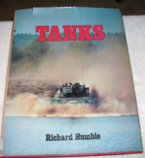 Tanks, (HCJD), 1977 Very Good, by Richard Humble