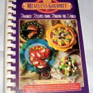 The Meatless Gourmet: Favorite Recipes from Around the World, (Plastic Comb), 1995
