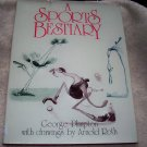 A Sports Bestiary, (HC w/dj), 1982, by George Plimpton