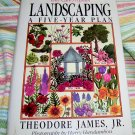 Landscaping: A Five Year Plan, (HCDJ), 1988, VERY GOOD CONDITION