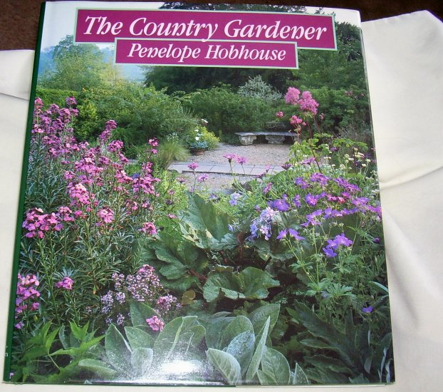 The Country Gardener, (HCDJ),1989, LIKE NEW CONDITION