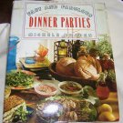 Fast and Fabulous Dinner Parties, (HCDJ),1991, LIKE NEW CONDITION