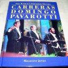 Carreras, Domingo, Pavarotti ,(hc), 1995, The World's Greatest Tenors