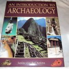 ARCHAEOLOGY, AN INTRODUCTION TO, 1996 HCDJ,