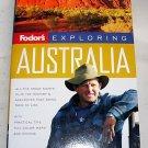 Fodor's, Exploring Australia, 2005, Australia, Travel