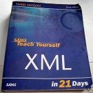 Sams Teach Yourself XML in 21 Days, 2003, XML, 3RD ED.