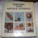 Designing With Natural Materials, 1975, Craft Design