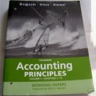 Accounting Principles,2005, Accounting, Working Papers
