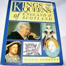 KINGS & QUEENS OF ENGLAND & SCOTLAND, 1994 HCDJ