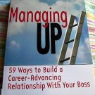 Managing Up!,2000, Career Advancing, Self-Development