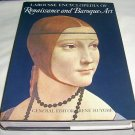 RENAISSANCE & BAROQUE ART, LAROUSSE ENCYCLOPEDIA,1964