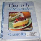 Heavenly Desserts, 2004,DESSERTS,PIES, CAKES, NEW SC