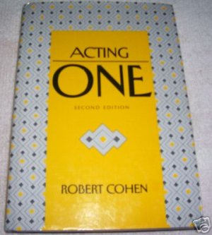 Acting One,1991 HCDJ, Performing Arts, Acting Lessons