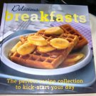DELICIOUS BREAKFASTS,2007, BREAKFAST, BRUNCH, SMOOTHIES
