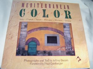 Mediterranean Color, 2003 Softcover...